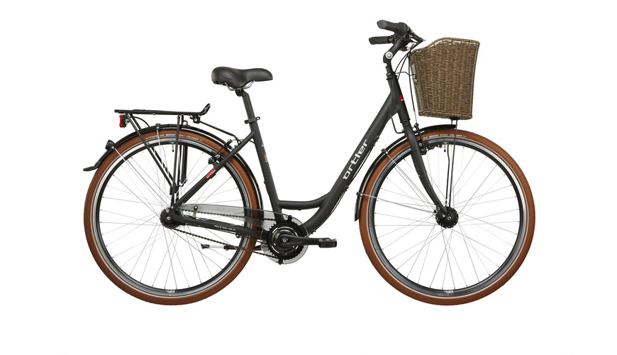 Ortler Monet Citybike sort